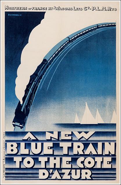Blue Train Zenobel P