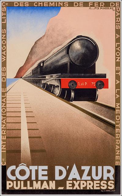Cote Dazur Pullman Express P