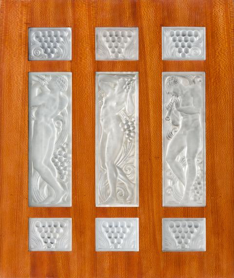 Tryptique Lalique